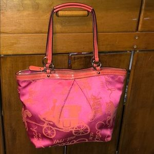 Used bag by coach